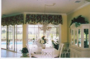 kingston valances with trim
